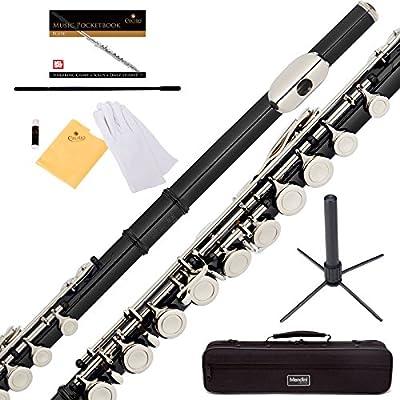 mendini-black-closed-hole-c-flute