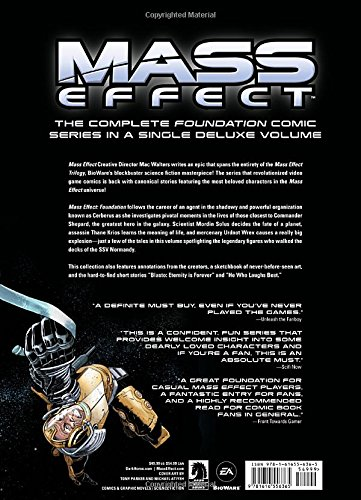 MASS EFFECT LIBRARY EDITION EPUB