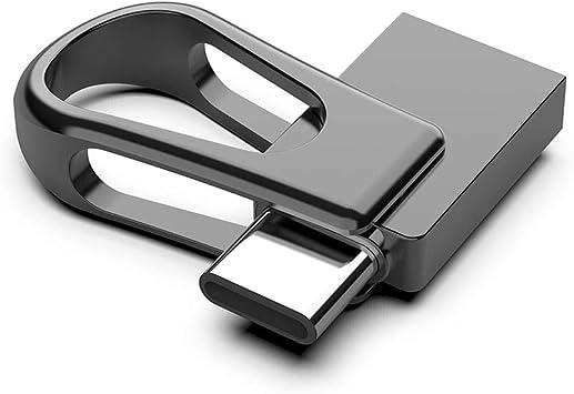 Kootion Waterproof 2 Color 32GB //64GB Type C Mini Ultra Dual USB 3.0 Flash Drive