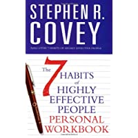 The 7 Habits of Highly Effective People Personal Workbook (COVEY)