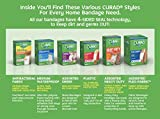 Curad Assorted Bandages Variety Pack 300