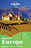 img - for Lonely Planet Discover Europe (Full Color Multi Country Travel Guide) book / textbook / text book