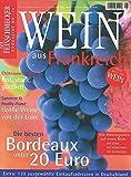 DER FEINSCHMECKER Wein aus Frankreich (Feinschmecker Bookazines)