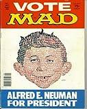 Mad Magazine Issue #217: Alfred E. Neuman For President (September 1980)