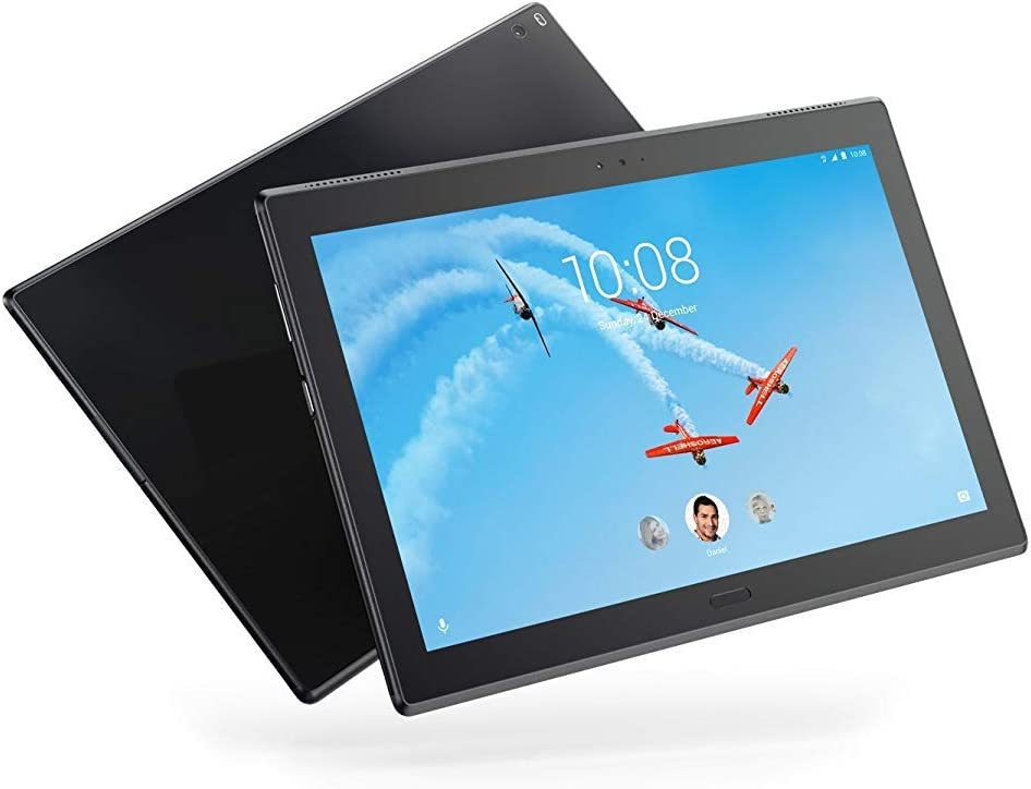"Lenovo Tab 4 Plus (WiFi+4G LTE) 10"" Android Tablet, 64-bit Octa-Core Snapdragon, 2.0GHz, 32GB Storage, 2GB RAM, Black, ZA2X0000US"