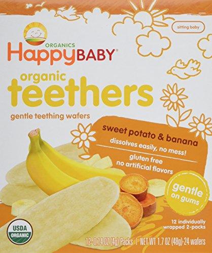Happy Baby Organic Banana Teethers