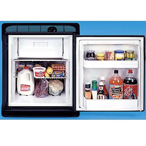 Swing Freezer Door Refrigerator (Norcold DE0041R 3.6 cu. ft. Refrigerator (120AC/12DC/24DC with Right Hand Door))