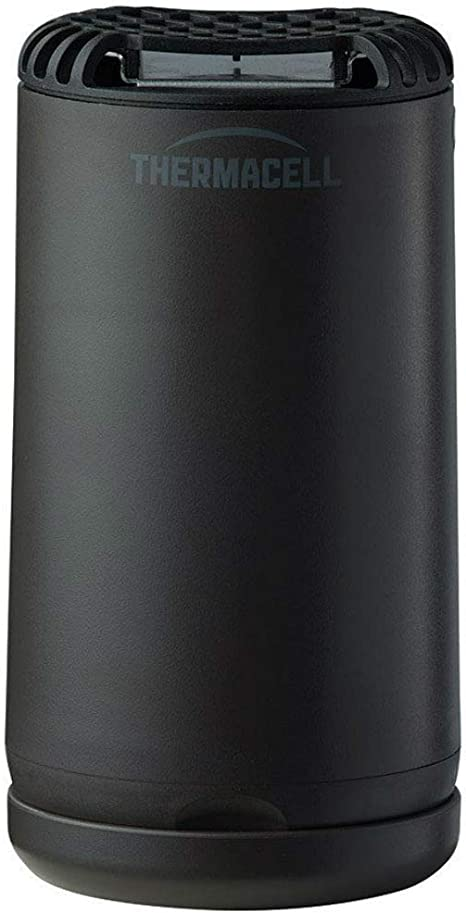 Thermacell Halo Outdoor Patio Shield 15/' Zone Insect Mosquito Repeller Gray