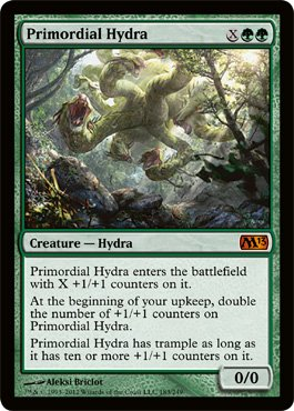 Magic: the Gathering - Primordial Hydra (183) - Magic for sale  Delivered anywhere in USA