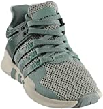 Cheap Equipment Support ADV Womens in Tactile Green/Off White by Adidas, 9.5