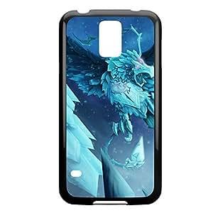 Anivia-004 League of Legends LoL case cover Samsung Galaxy Note4 - Plastic Black Kimberly Kurzendoerfer