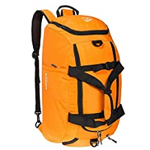 G4Free 3-Way Travel Duffel Backpack Luggage Gym Sports Bag with Shoe Compartment