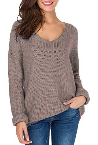 Sarin Mathews Womens Pullover Sweater