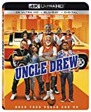 Uncle Drew Cover - 4K Ultra HD Blu-ray, Blu-ray, DVD, Digital HD