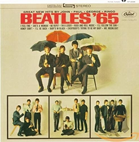 BEATLES 45 RPM OUTLET COVER