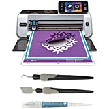 Brother ScanNCut2 Home & Hobby Cutting Machine w/Pick-me-up Tool Bundle