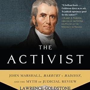 The Activist Audiobook