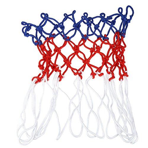 BleuMoo Indoor Outdoor Sport Replacement Basketball Hoop Goal Rim Net