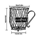 Magent-Coffee-Pod-Holder-novita-Coffee-Capsule-Organizer-in-filo-di-metallo-decorazione-geometrica-nero
