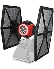Star Wars Bluetooth Speaker - The Force Awakens First Order Tie Fighter Villain Starfighter Lights Up When in Use