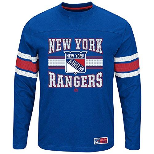 green ny rangers shirt - 4