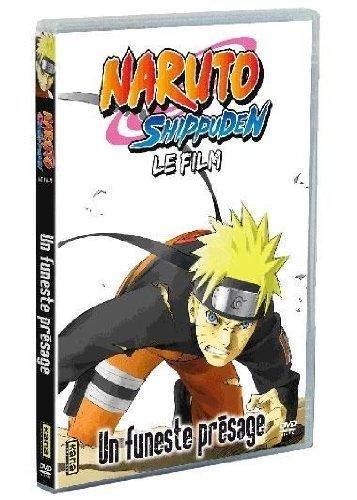 Naruto Shippuden - Le film : Un funeste présage Francia DVD ...