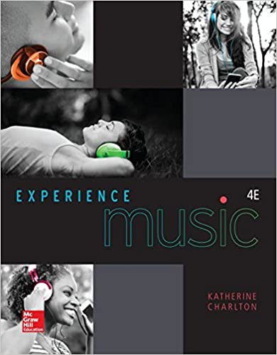 Experience music katherine charlton rock music styles experience music 4th edition by katherine charlton rock music styles fandeluxe Gallery