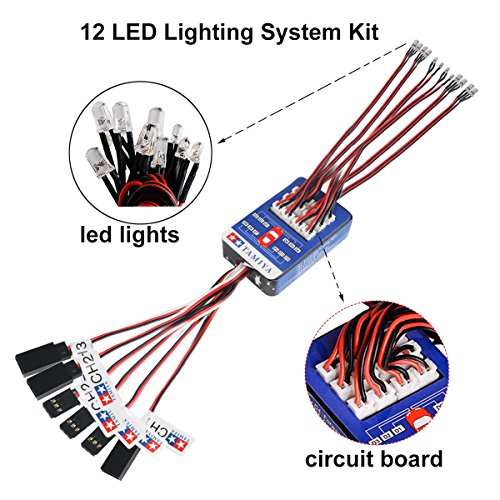 Led Light System Rc in US - 6