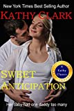 Front cover for the book Sweet Anticipation by Kathy Clark
