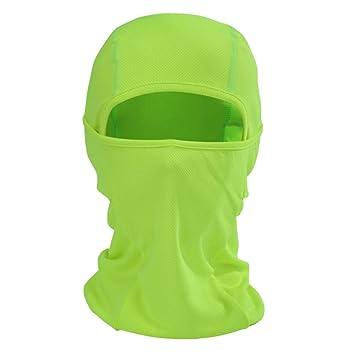 AYPOW Balaclava Face Mask Soft Breathable Multipurpose Windproof Motorcycle Cycling Balaclava Hood Ski Mask Elastic Universal Size