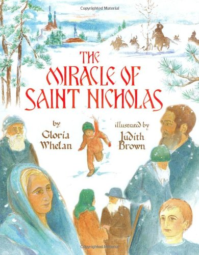 The Miracle of Saint Nicholas (Golden Key Books)