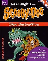 A story and games with Scooby-Doo - Dino Destruction par  Harrap's