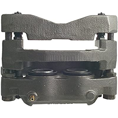A1 Cardone 18-B8020 Unloaded Brake Caliper with Bracket (Remanufactured): Automotive