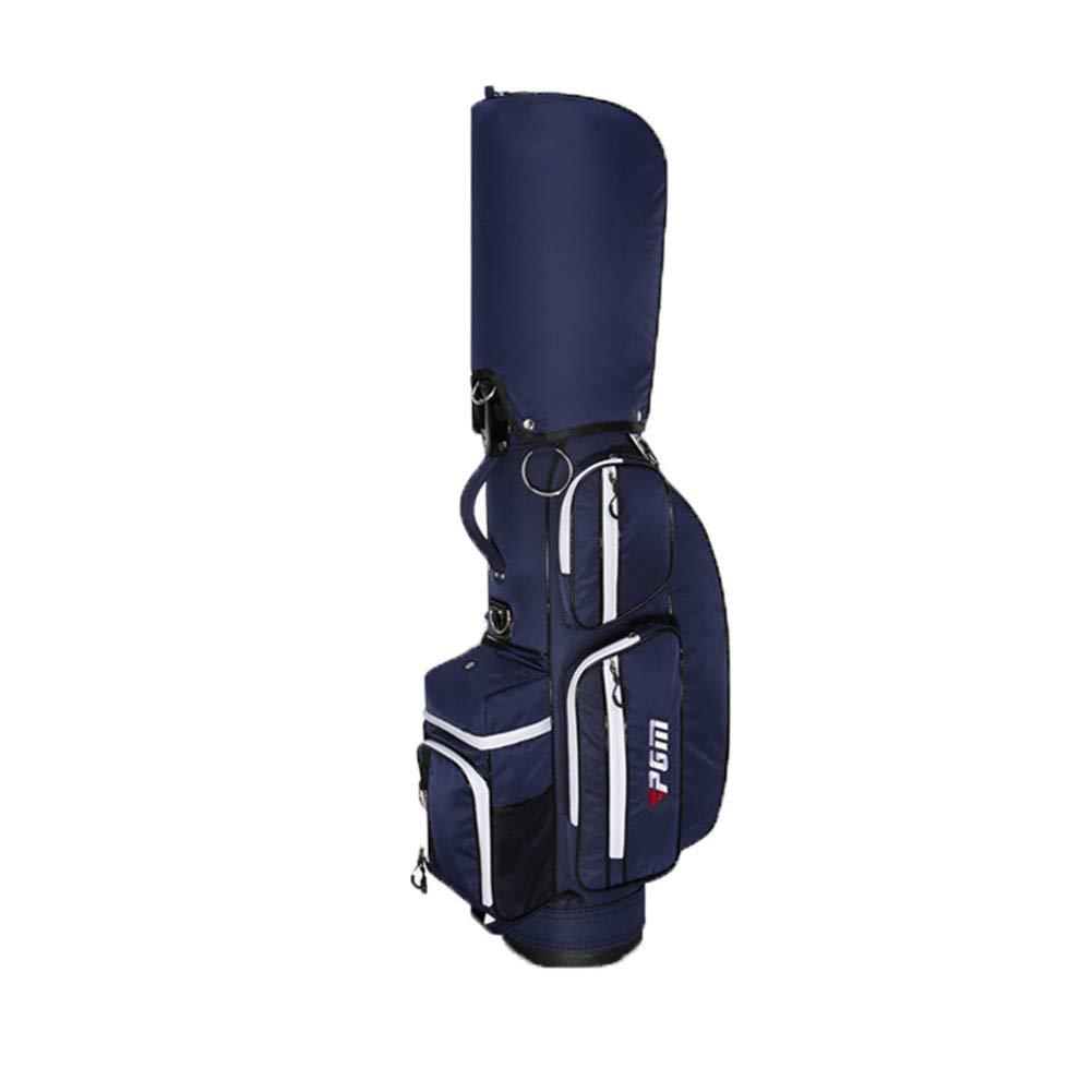 ゴルフクラブバッグウェイカートトロリーバッグカート防水素材とドライポケットシリーズゴルフトロリーカートバッグ  B B07K7LC8J8
