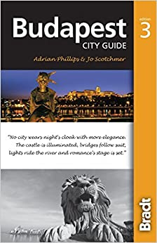 Book Budapest: City Guide (Bradt City Guide Budapest) by Adrian Dr Phillips (2012-06-19)