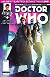 Doctor Who 10th Doctor Year Two #1