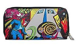 Doctor Strange Comic Zip Wallet