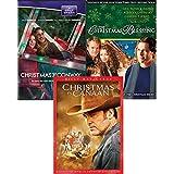 Hallmark 3 Film Collection Volume 3: Christmas in Conway / The Christmas Blessing / Christmas in Canaan