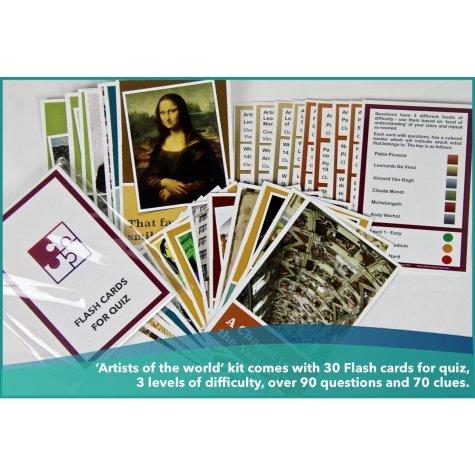 world flash cards - 3