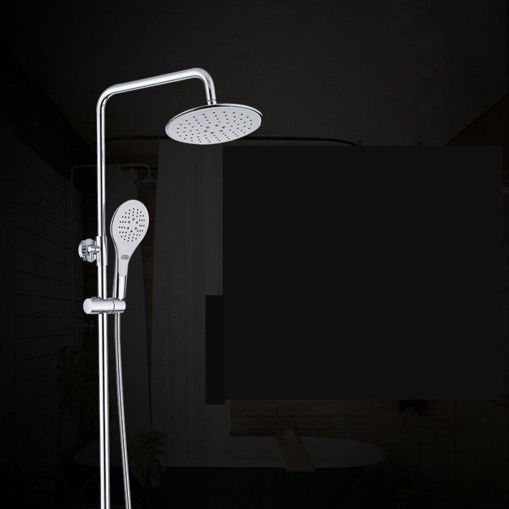 HH shower set hand shower wall mounted shower handrail shower shower set booster shower head metal shower set copper shower