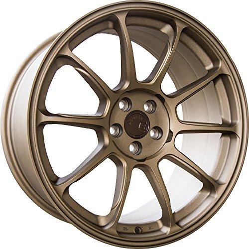 (Aodhan Wheels AH06: 17X9, 5X100, 73.1, 35, (Bronze))