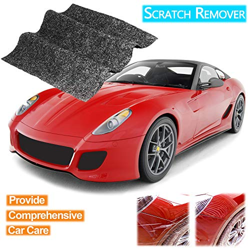 Manelord Auto Body Scratch Remover, Car Scratch Remover Cloth for Car Paint  Scratch Repair, Car Paint Care and Surface Scratch Removal