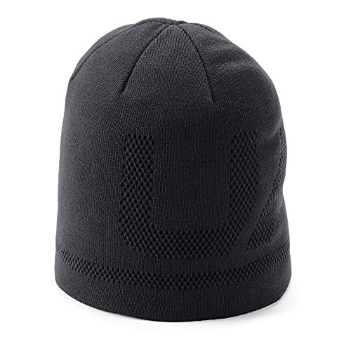 Under Armour Men's Billboard Beanie 3.0, Black (001)/Black, One Size