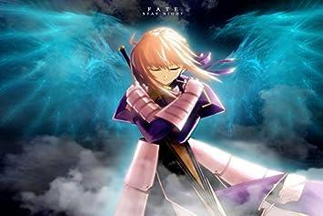 U Like Fate Stay Night Art Silk Scroll Poster Hot Janpan Anime Shirou Emiya New Wall