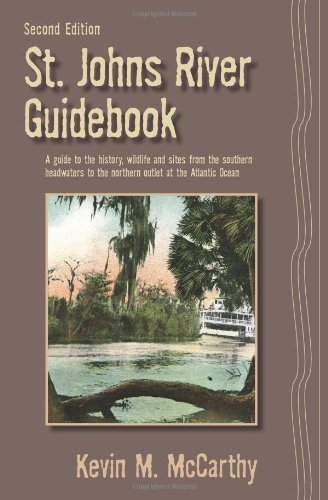 St. Johns River Guidebook - St Florida Johns Jacksonville