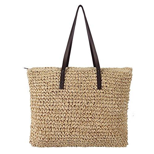 Womens Classic Summer Shoulder Handbag