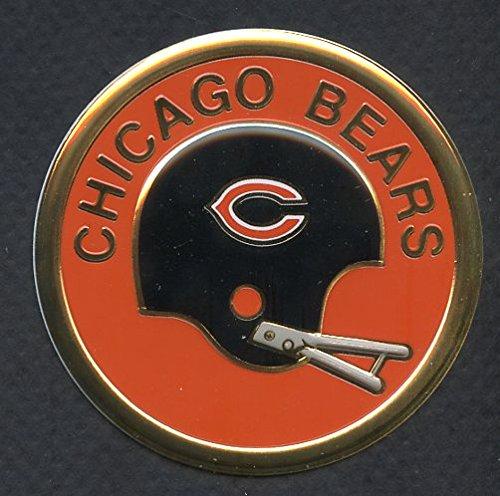 Avon Bear - 1976 Avon Helmet Decals Chicago Bears NR-MT 343759 Kit Young Cards