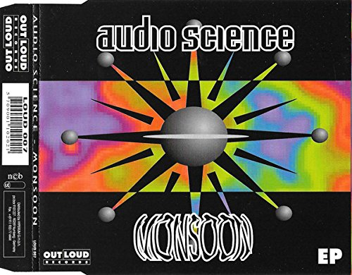 Monsoon [Single-CD]
