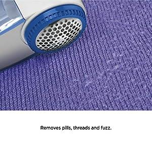 Conair TS800LR fabric defuzzer, Travel, WHITE (Color: White, Tamaño: Travel)