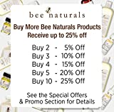 Bee Naturals Glow Body Butter - Vitamin E